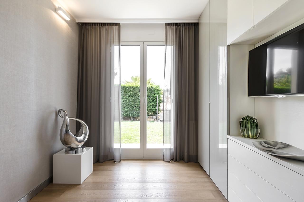 Elegant interior design by NG Studio