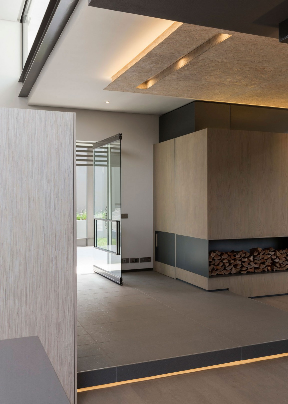 Contemporary Home Single Family House In Kifisia: Single Story Modern House Design: House Sar By Nico Van