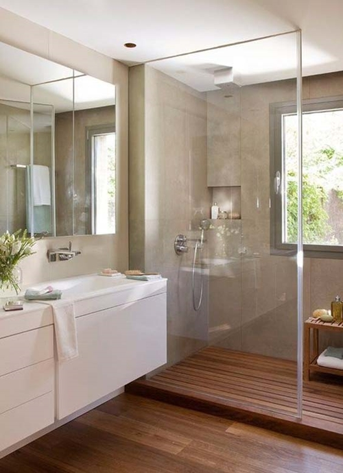 100 Walk In Shower Ideas That Will Make You Wet