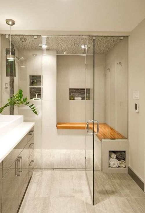 100 walk in shower ideas that will make you wet architecture beast Bathroom designs with separate tub and shower