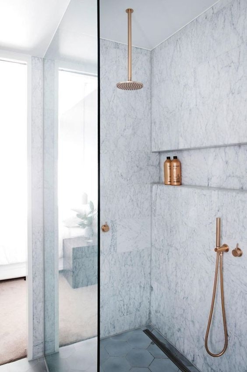 100+ Walk in shower ideas that will make you wet! - Architecture Beast