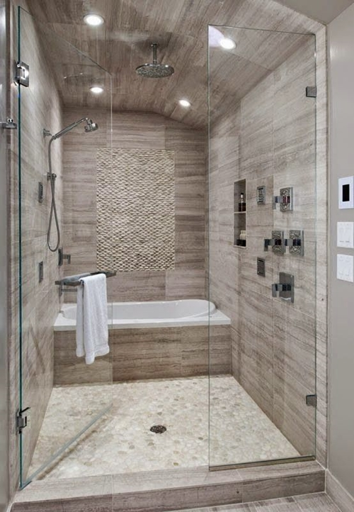 Walk In Shower Tile Ideas Featured On Architecture Beast