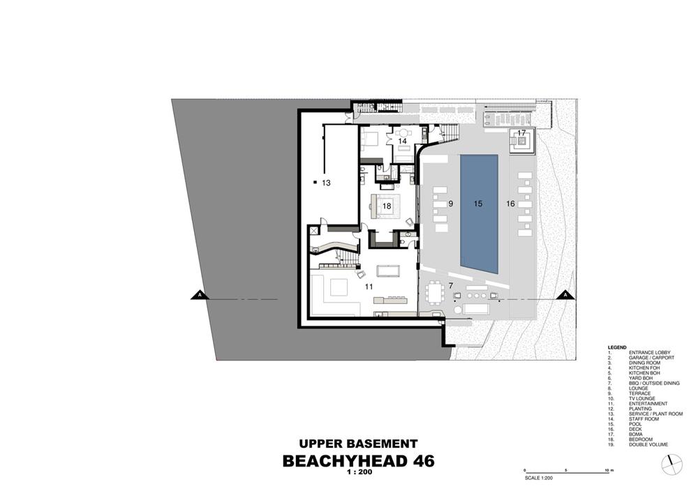 Goan House Designs And Floor Plans: Wooden Facade: Modern House Design By SAOTA