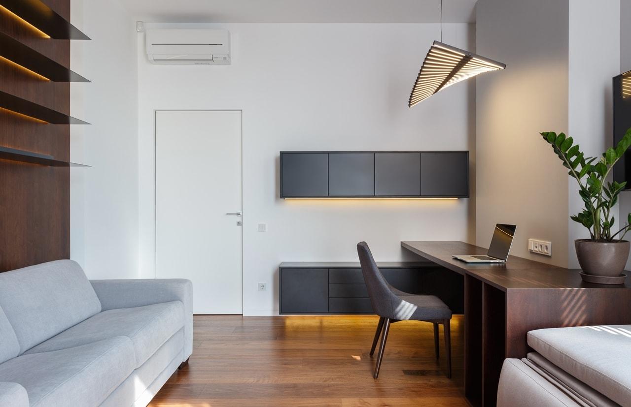Modern home office by SVOYA