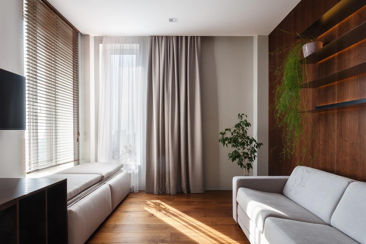 Modern interior design by SVOYA