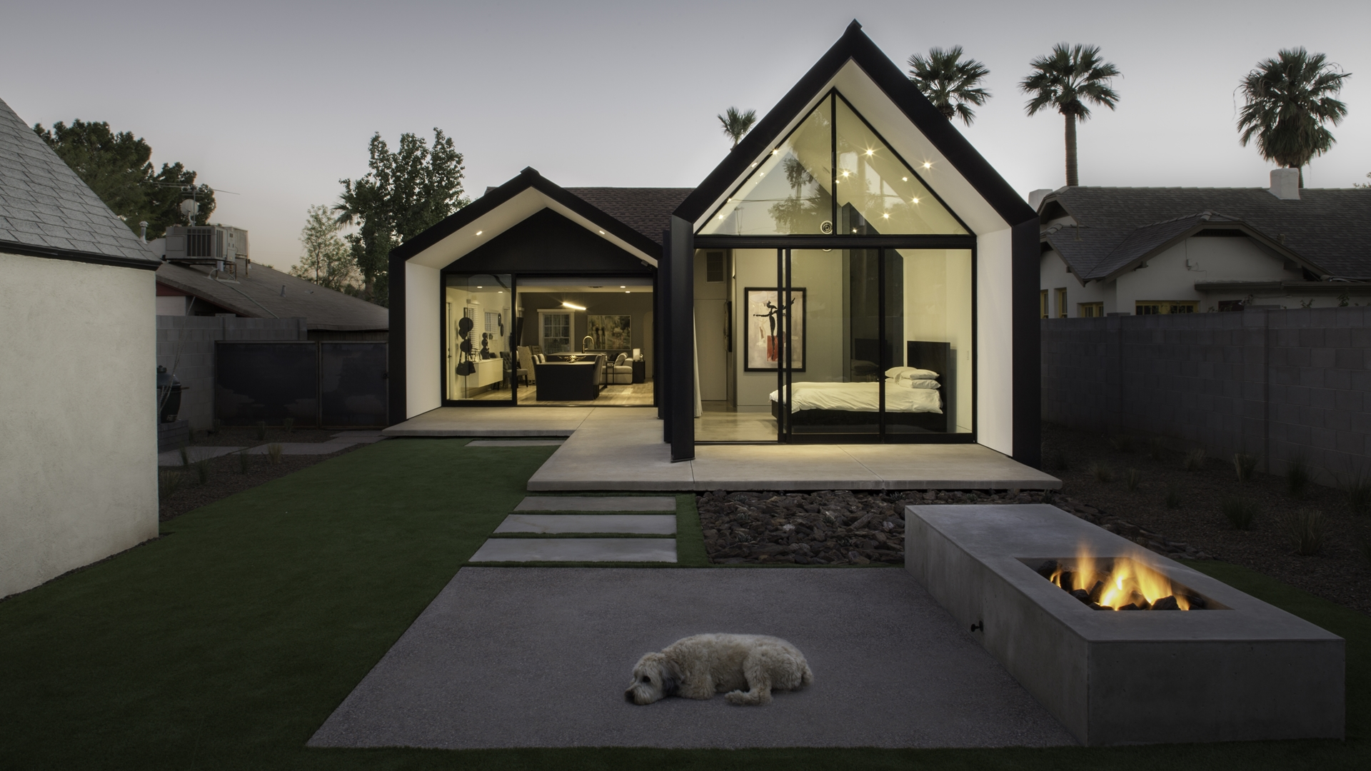 House Extensions: Amazing Small Home Renovation In Phoenix