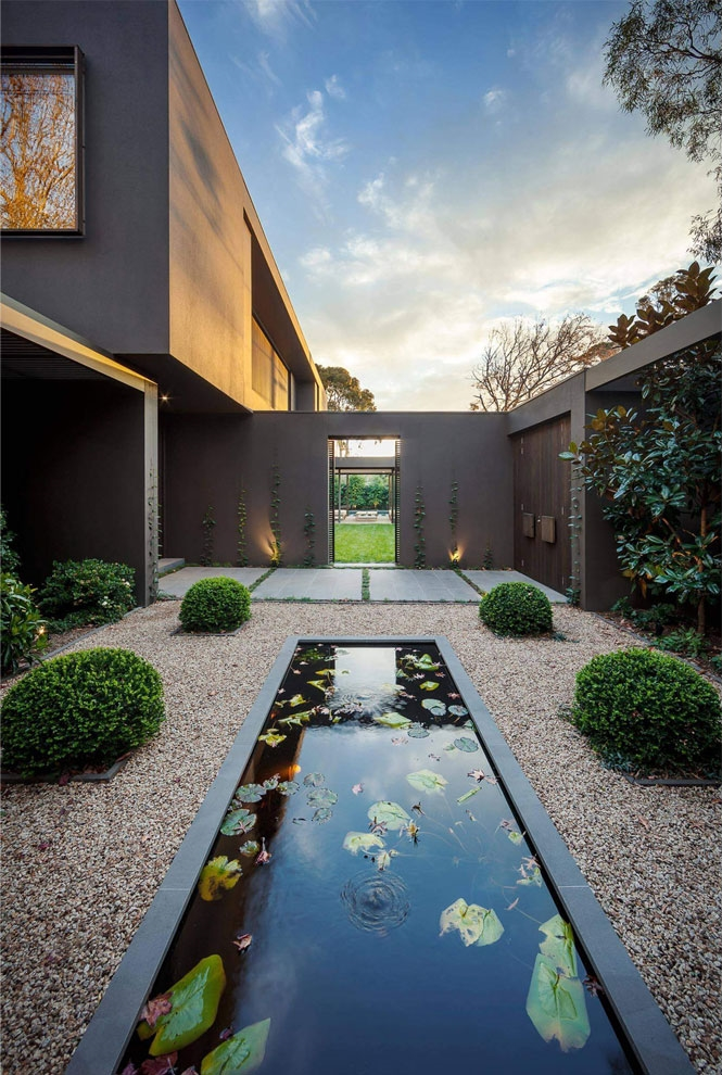 Garden Entrance Ideas Front