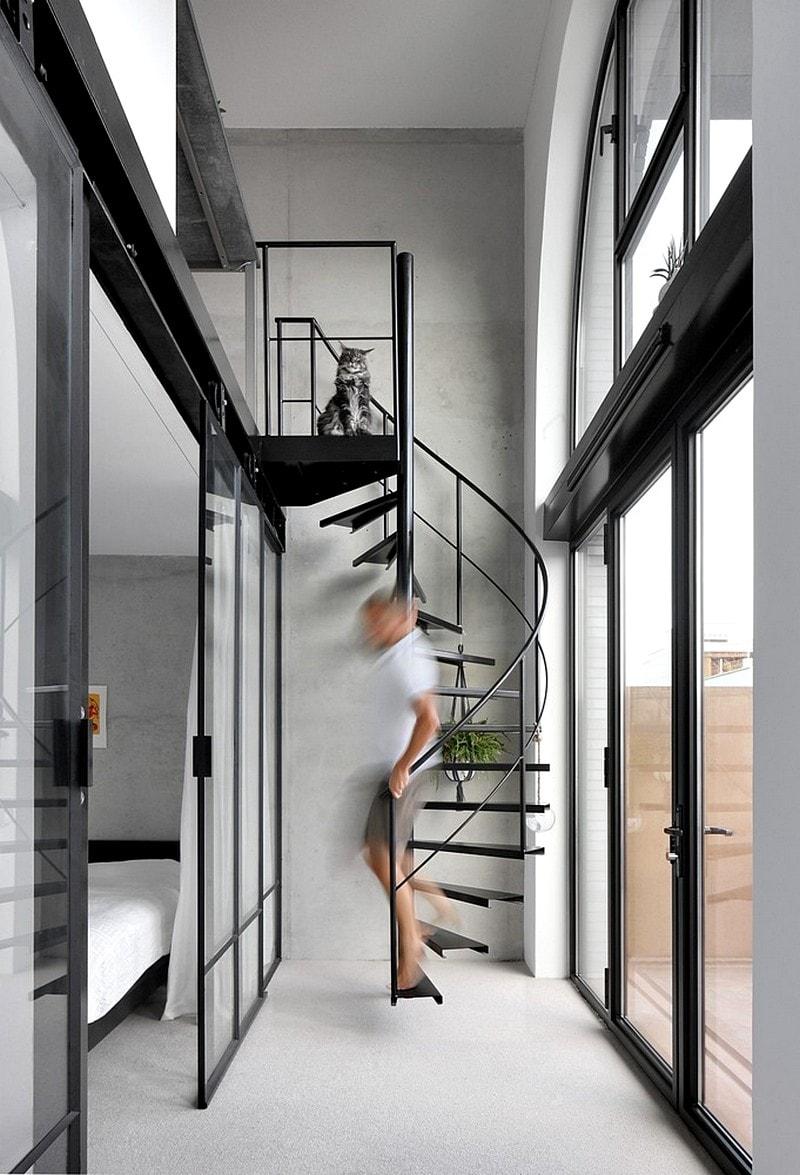 Large Loft Living Room