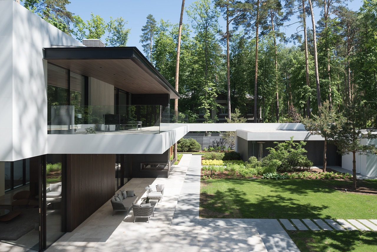 Modern Forest House Designed To Become A Serene Sanctuary Architecture Beast